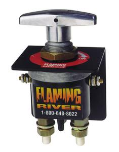 FLAMING RIVER 250 amp Battery/Magneto Battery Disconnect Kit P/N FR1010
