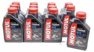 Motul USA Transoil 10W30 Motor Oil 1 L 12 pcP/N 105894-12