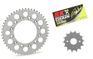 EK SRO O-Ring Chain JT Sprockets for Suzuki DR 370 DR370 1978-1979 15t/42t