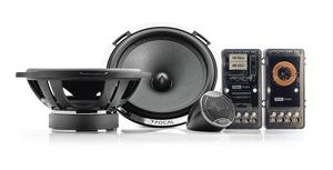 Focal PS165V Component Car Speaker Kit 80W RMS 2-Way