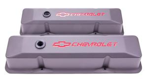 PROFORM Aluminum Tall Valve Covers Small Block Chevy P/N 141-116