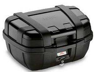 GIVI Dual Sport Adventure Trekker 52 Liter Storage Case Black TRK52BA