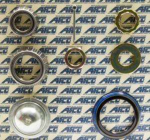 AFCO RACING PRODUCTS Hybrid Wheel Bearing Kit P/N 9851-8551