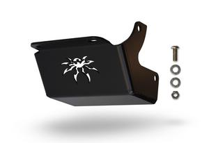 Poison Spyder 14-15-020 Steering Box Skid Plate Fits 03-06 TJ Wrangler