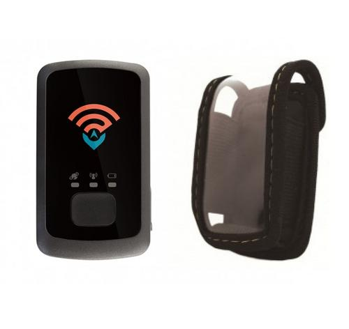 Spytec STI_GL-300WT Wearable Real-Time GPS Tracker System-Includes Wearable Case