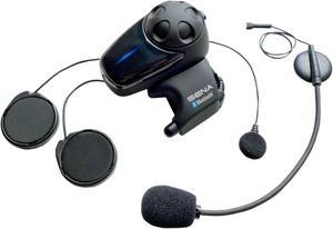 Sena SMH10 Bluetooth Headset/Intercom w/ Universal Mic Kit Dual Pack SMH10D-11