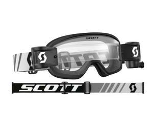 White, OSFM Scott USA Split OTG Goggles Blue//White