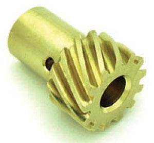 Crane Bronze Distributor Gear 0.531 in Shaft Small Block Ford P/N 44990-1
