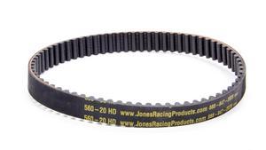 JONES RACING PRODUCTS 20 mm Wide 27.40 in Long HTD Drive Belt P/N 696-20HD