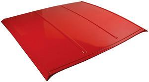 Allstar Performance Fiberglass Dirt Roof Red P/N 23182