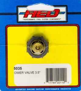 ADVANCED ENGINE DESIGN 3.5 in Vacuum Power Valve P/N 5035