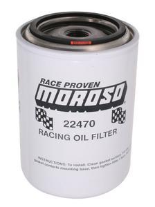Moroso Canister Oil Filter P/N 22470