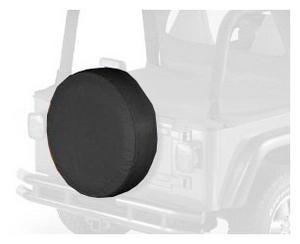 "Bestop 61033-35 Black Diamond XX-Large Tire Cover tires 33"" diameter, 13"" deep"