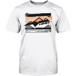 HMK Fracture T-Shirt (White, Medium)