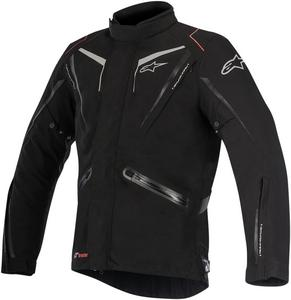 Alpinestars Yokohama Drystar Adventure Touring Jacket Black Mens Size S