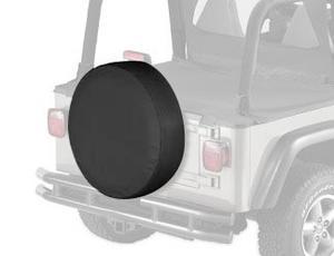 "Bestop 61033-15 Black Denim XX-Large Tire Cover for tires 33"" diameter, 13"" deep"