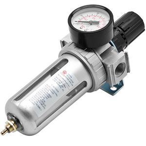 Biltek Air Compressor Filter with Regulator Water Trap Filter Pressure Air Tools Oil