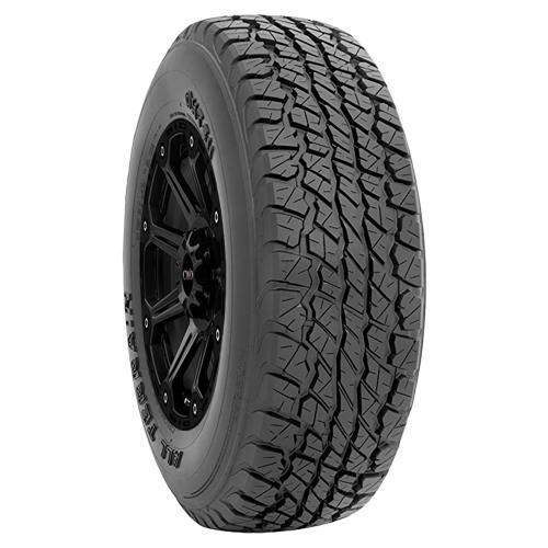 4-LT285/70R17 Ohtsu AT4000 121S D/8 Ply OWL Tires
