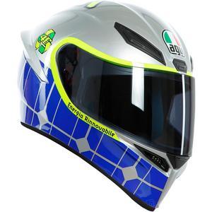 AGV K-1 Mug15 Energy Helmet Mug15 Energy (Blue, XX-Large)