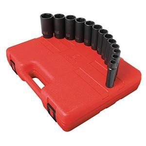 Sunex 448MD 3//4 Drive Deep 6 Point Metric Impact Socket 48-Mm