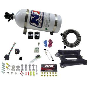 Nitrous Express 30040-10 Phase 3 Conventional Plate Nitrous System