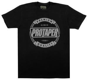 ProTaper Stamp T-Shirt (Black, X-Large)