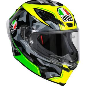 AGV Corsa R Espargaro 2016 Helmet Espargaro (Black, Large)