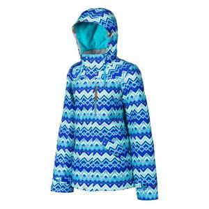 Klim Aria Snowmobile Jacket Blue Womens Size L