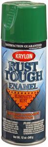 Krylon RTA9215 Krylon Rust Tough Rust Preventive Enamels
