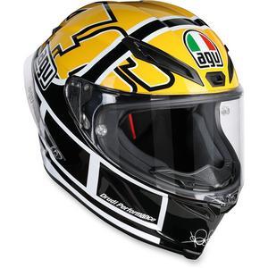 AGV Corsa R Goodwood Helmet Goodwood (Black, ML)