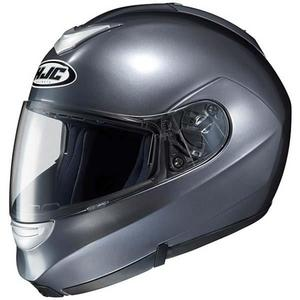 HJC 0942-2037-05 Top Vent for Symax II Helmet - Silver