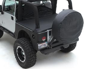 Smittybilt 721017 Tonneau Cover For 92-95 Wrangler YJ Spice Factory Soft Top
