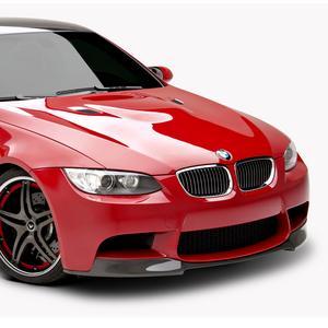 Vorsteiner VRS Aero Front Add On Spoiler Carbon Fiber BMW E92 E93 M3