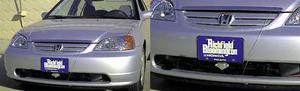 Blue Ox BX2222 Tow Bar Base Plate Fits 01-03 Civic