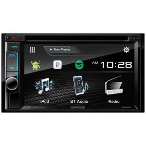 "Kenwood eXcelon DDX395 6.2"" CD/DVD/MP3 Receiver 2-Din Dual Camera Inputs"