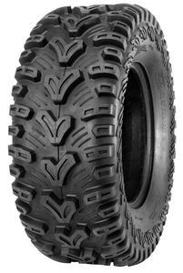 QuadBoss P3084-24X10-12 QBT448 Front/Rear Utility Tire - 24x10-12