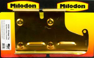 MILODON Big Block Chevy Louvered Windage Tray P/N 32200