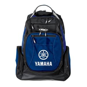Factory Effex Yamaha Backpack Black/Blue 16-88298