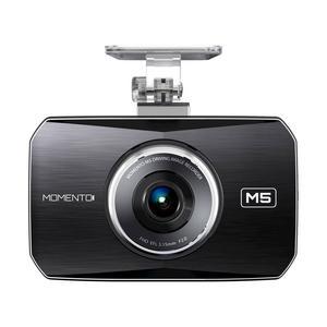 Momento M5 Full HD Dual Dash Camera System LCD Rear Camera GPS 32GB Memory