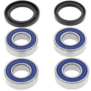 All Balls Motorcycle Rear Wheel Bearing Kit 25-1672
