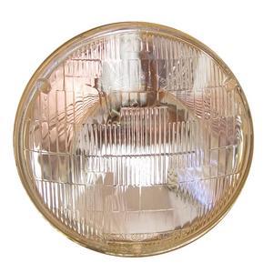 Omix-Ada 12409.02 Head Light Bulb Fits 46-64 CJ3 CJ5 CJ6 Willys