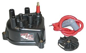 MSD Ignition 82933 Distributor Cap And Rotor Kit Fits 94-01 Integra