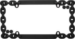 Cruiser Accessories 20500 Fashion License Plate Frame