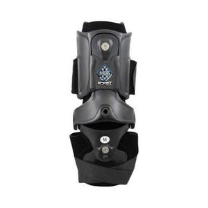 Allsport Dynamics IMC Sport Wrist Brace (Black, Medium)