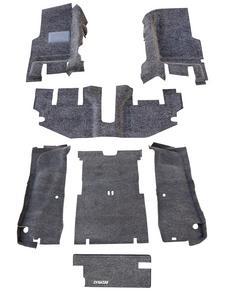 BedRug CBRLJ04 BedRug Cargo Kit Fits 04-06 Wrangler (LJ)