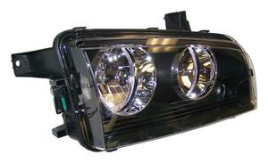 Crown Automotive 4806164AJ Head Light Assembly Fits 08-10 Charger