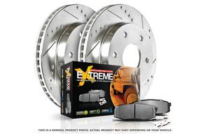 Power Stop K1914-36 Heavy Duty Truck And Tow Brake Kit