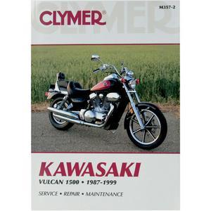 Clymer M3572 Repair Manual