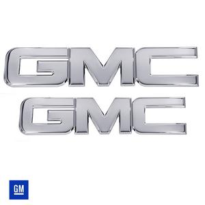 All Sales 96514P Grille And Tailgate Emblem Set