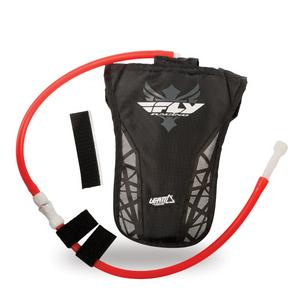 Fly Racing SP1 Bracepack Water Hydration System Bag With HHF FLY SP1 HHF BLK